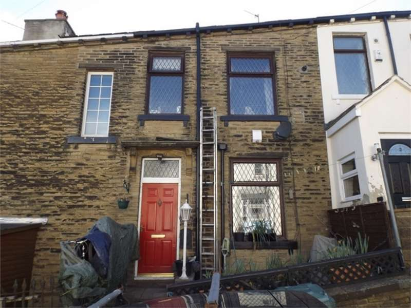 1 Bedroom Terraced House for sale in Cliffe Street, Thornton, Bradford, West Yorkshire