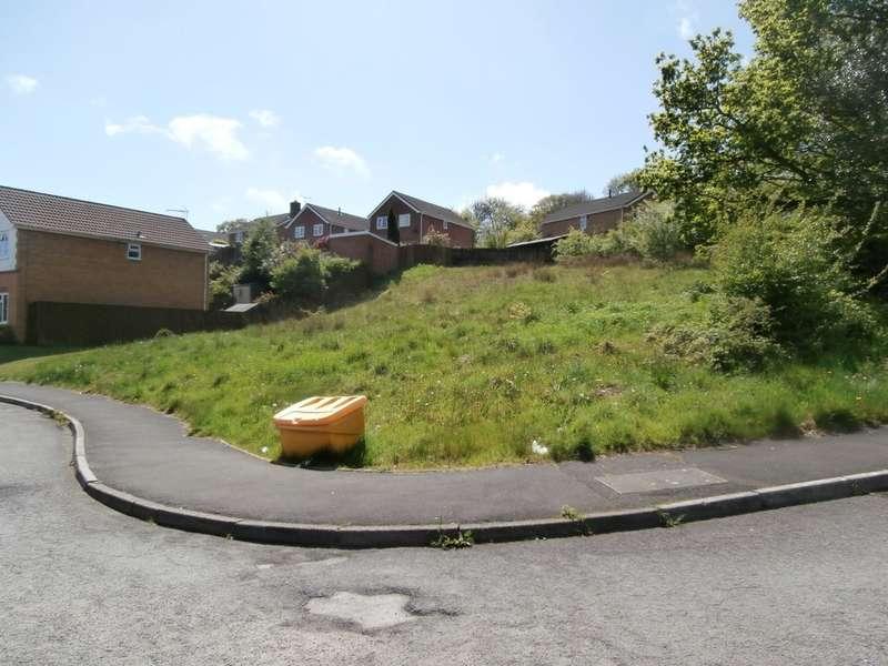 Land Commercial for sale in 2 Building Plots Adjacent 95 Parc Tyn-Y-Waun, Llangynwyd, Maesteg, CF34 9RH