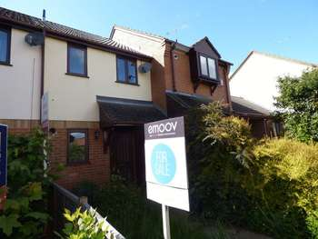 1 Bedroom Terraced House for sale in Woodpecker Way, Northampton