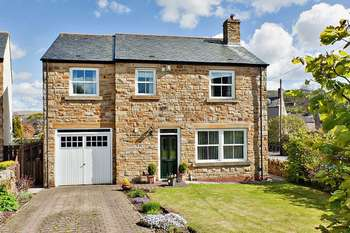 4 Bedrooms Detached House for sale in Bullfield, Bishop Auckland
