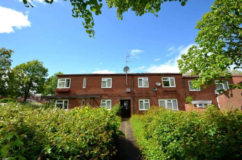1 Bedroom Flat for sale in Tyburn Avenue, Springfield, Milton Keynes