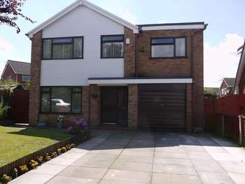 4 Bedrooms Detached House for sale in Ambergate, Skelmersdale