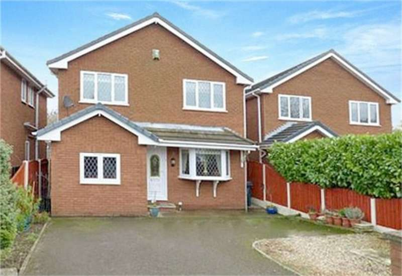 4 Bedrooms Detached House for sale in Drummersdale Lane, Scarisbrick, Ormskirk, Lancashire