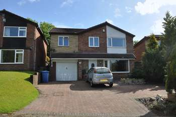 4 Bedrooms Detached House for sale in Carr Meadow, Preston