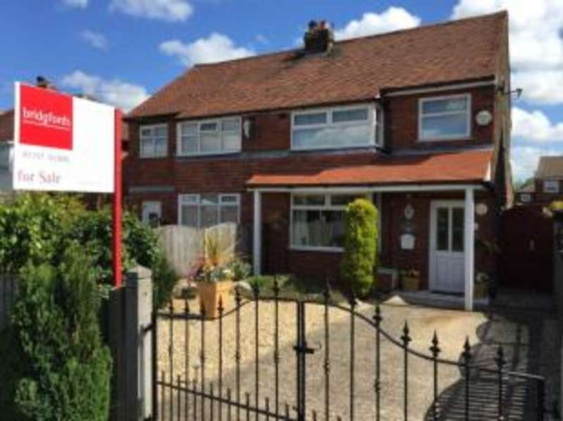 3 Bedrooms Semi Detached House for sale in Chapel Lane, Coppull, Chorley, Lancashire