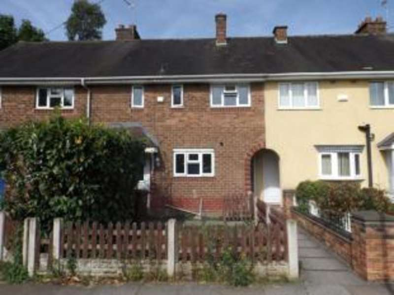 3 Bedrooms Terraced House for sale in Stephenson Avenue, Walsall, West Midlands