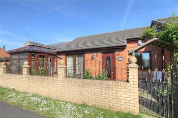 2 Bedrooms Bungalow for sale in Spring Close, Annfield Plain, Stanley, DH9