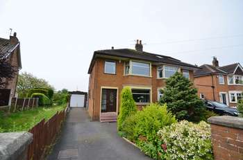 3 Bedrooms Semi Detached House for sale in 39 Longhouse Lane, Poulton-Le-Fylde Lancs FY6 8DE