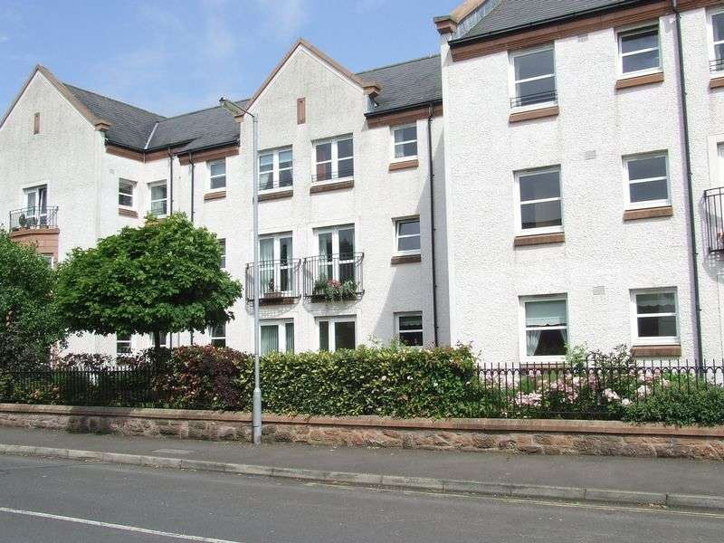 1 Bedroom Retirement Property for sale in 22 Murray Court, Annan, DG12 6FD