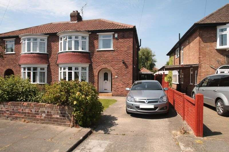 3 Bedrooms Semi Detached House for sale in Cowley Road, Acklam