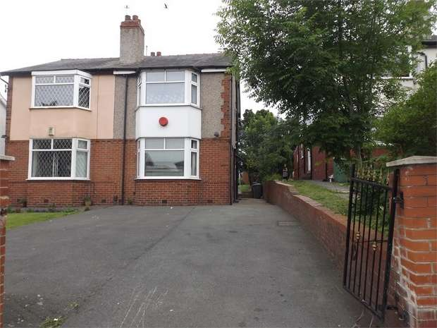 3 Bedrooms Semi Detached House for sale in Alder Street, Huddersfield, West Yorkshire