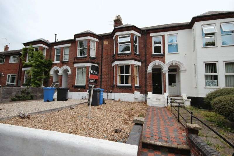 3 Bedrooms Flat for sale in 179a, Unthank Road, Norwich, NR2 2PQ