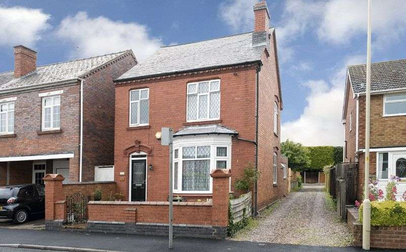 4 Bedrooms Detached House for sale in Albion Street, Wall Heath