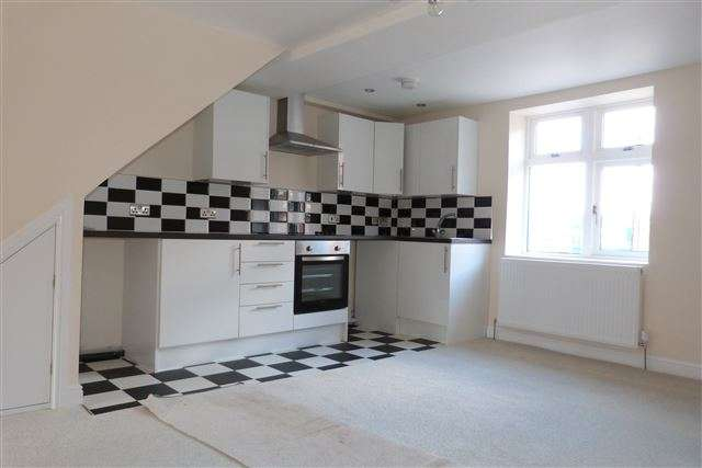2 Bedrooms Apartment Flat for sale in Ashbourne Road, Leek, Staffordshire, ST13 5AS