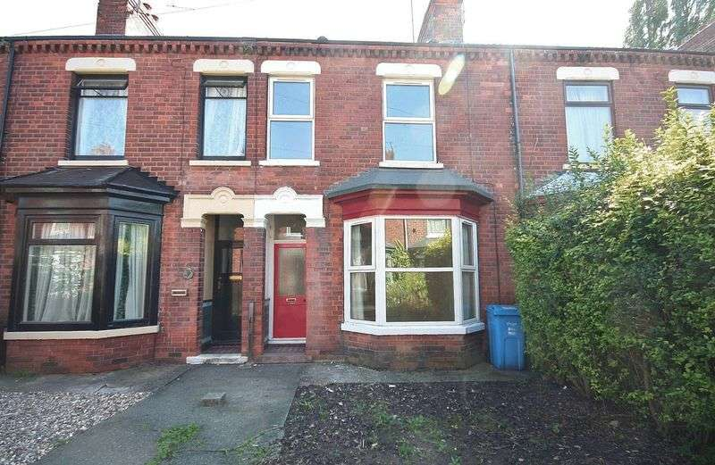 3 Bedrooms Terraced House for sale in The Poplars, Ella Street, Princes Avenue