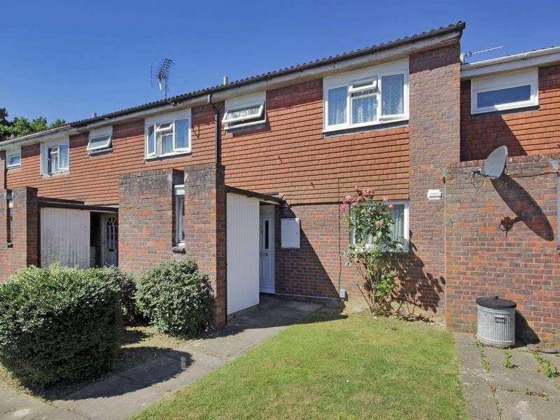 3 Bedrooms Terraced House for sale in Salvington Road, Bewbush, Crawley, West Sussex