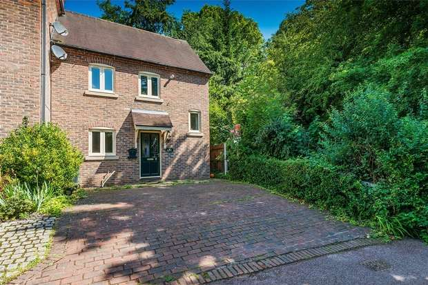 2 Bedrooms End Of Terrace House for sale in Rose Cottage, Waterloo Street, Ironbridge, Shropshire