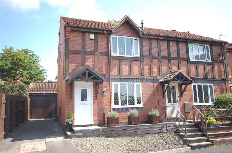 3 Bedrooms Semi Detached House for sale in Dauntesey Avenue, Blackpool