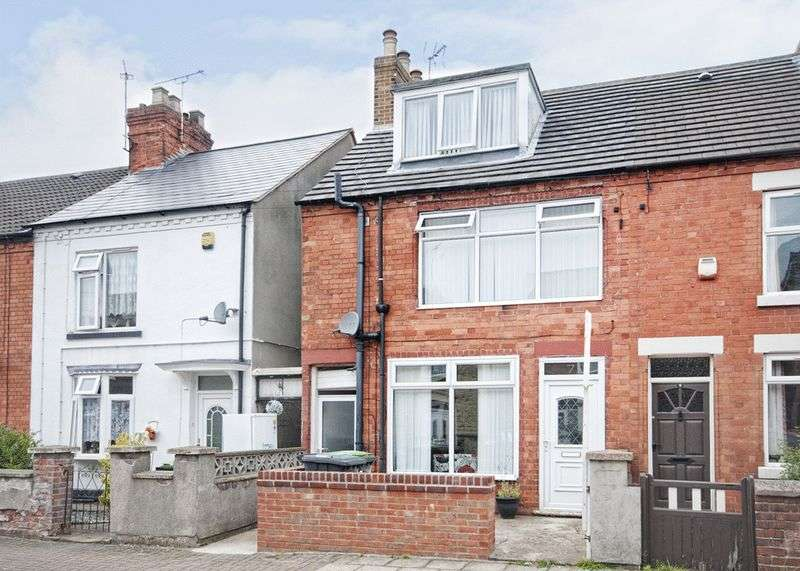 3 Bedrooms Semi Detached House for sale in Howard Street, Sutton-In-Ashfield