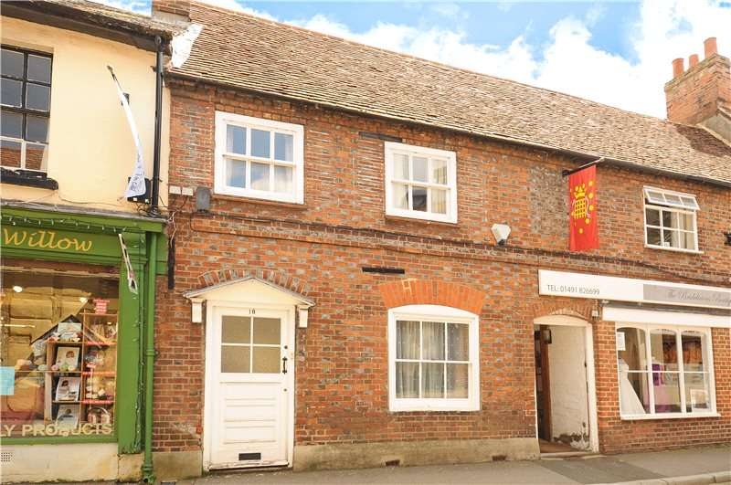 3 Bedrooms Terraced House for sale in St Marys Street, Wallingford, Oxfordshire, OX10