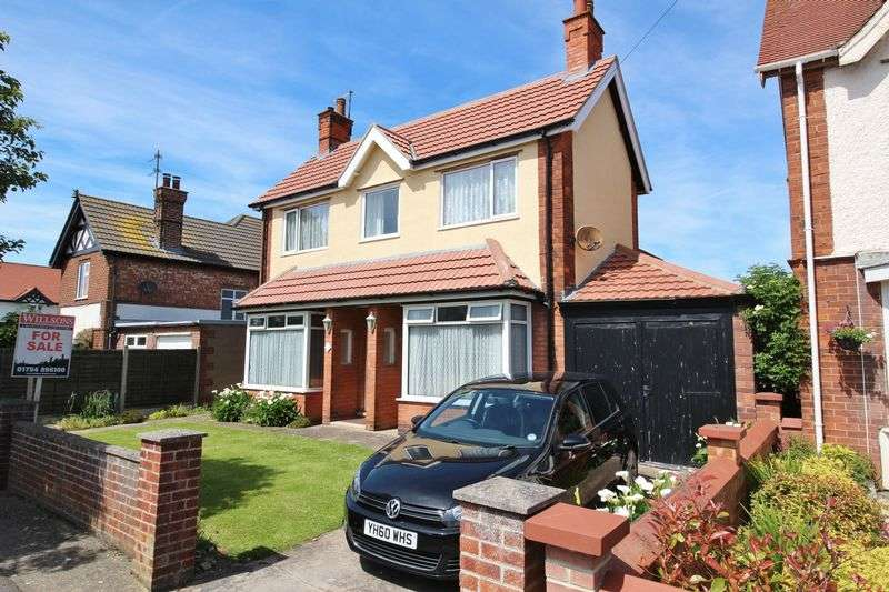 3 Bedrooms Detached House for sale in Skegness