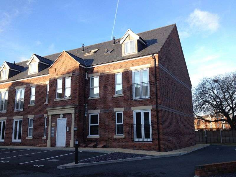 2 Bedrooms Flat for sale in Corunna Court, Wrexham