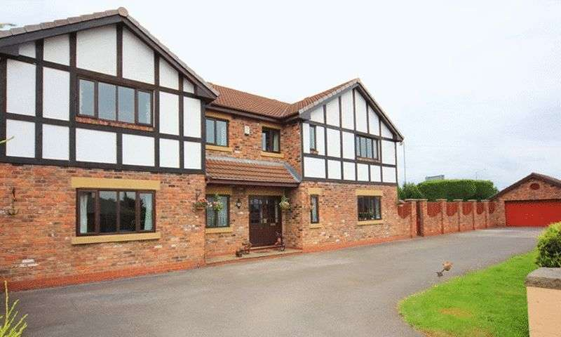 5 Bedrooms Detached House for sale in Gravel Lane, Banks, Southport, PR9