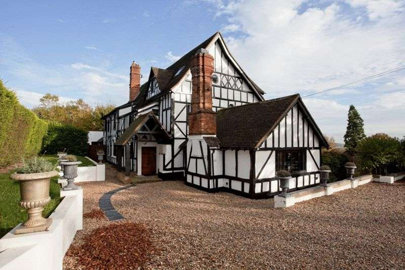 8 Bedrooms Detached House for sale in The Dower House, Edgwarebury Lane, Elstree