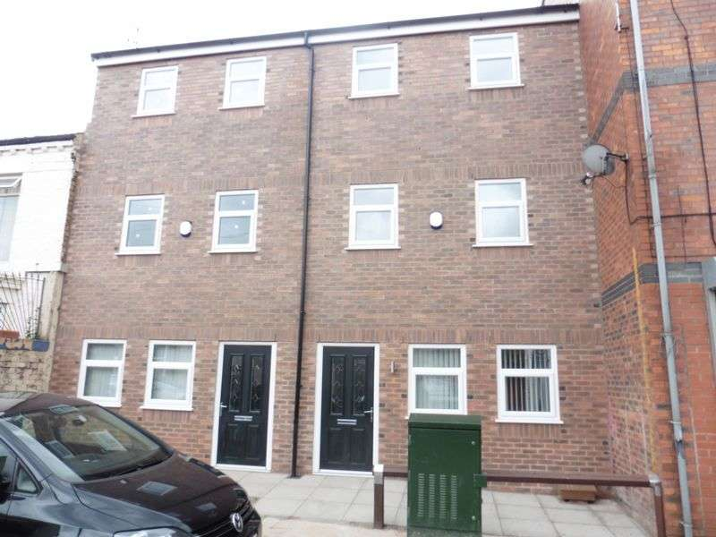 4 Bedrooms Terraced House for sale in Parkinson Road, Liverpool