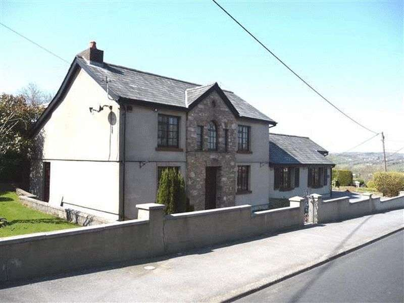 4 Bedrooms Detached House for sale in 50 Gwendraeth Road, Llanelli