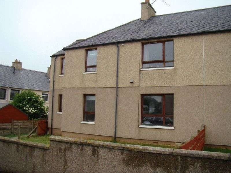 2 Bedrooms Flat for sale in 2 Holborn Avenue, Thurso, Caithness, KW14 7JR