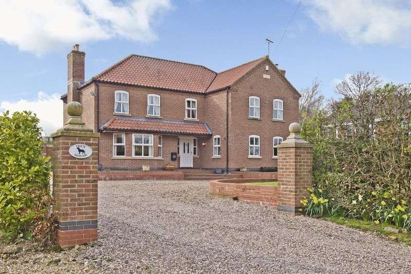 4 Bedrooms Detached House for sale in Spilsby PE23