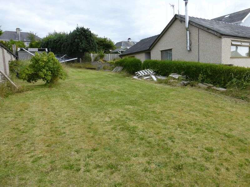 3 Bedrooms Land Commercial for sale in Y Felinheli