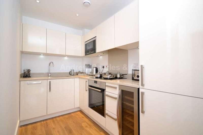 1 Bedroom Apartment Flat for sale in Queensland Road, Islington, N7