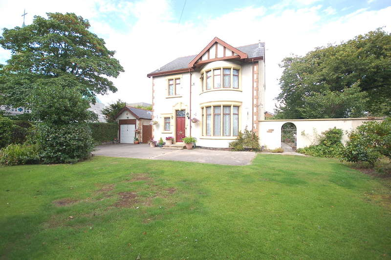 5 Bedrooms Detached House for sale in Whinney Heys Road, Blackpool