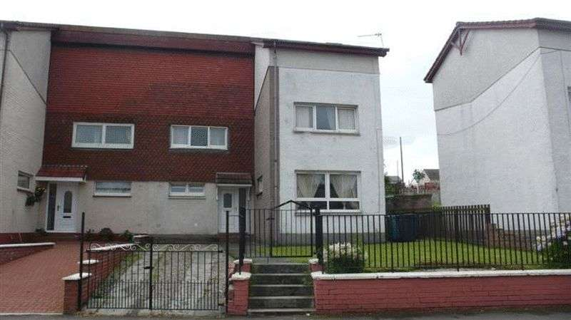 2 Bedrooms Semi Detached House for sale in Queens Crescent, Chapelhall, Airdrie