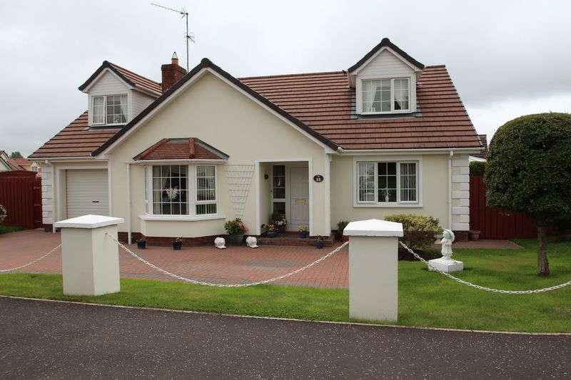 4 Bedrooms Detached Bungalow for sale in Lilburn Hall, Craigavon