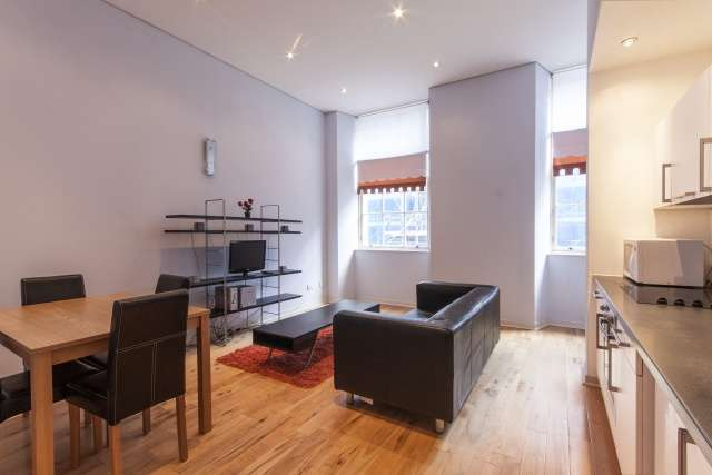 1 Bedroom Flat for sale in Queen Street, 'Merchant City', Glasgow, G1 3BZ