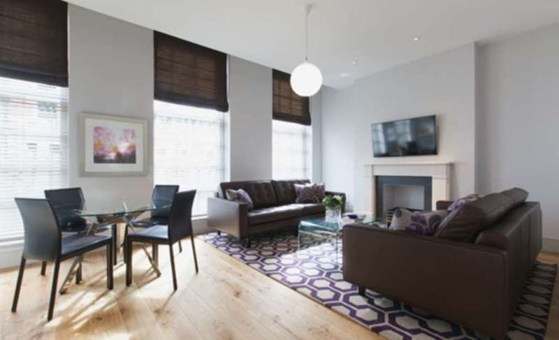 1 Bedroom Serviced Apartments Flat for rent in Bentinck Street, Marylebone, W1