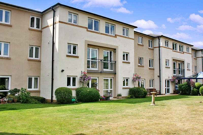 1 Bedroom Retirement Property for sale in Lefroy Court, Cheltenham, GL51 6QA