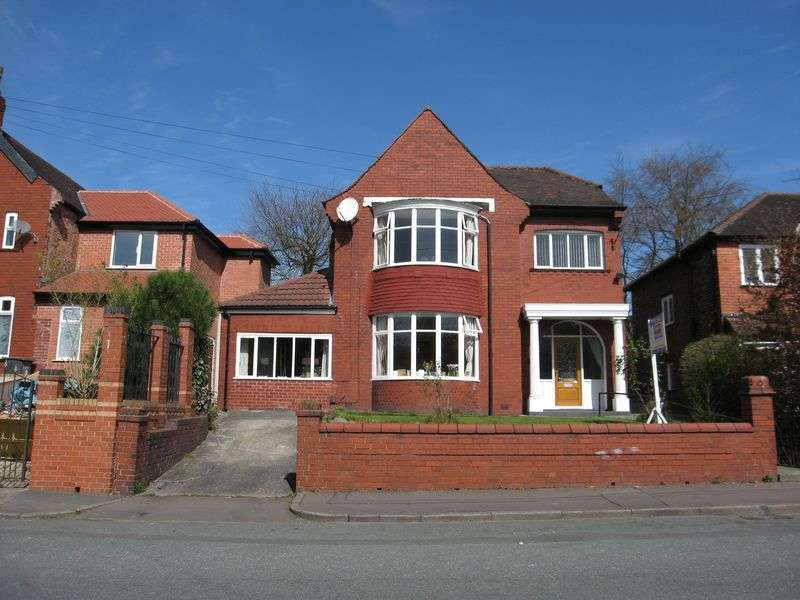 3 Bedrooms Property for sale in Wilton Road, Crumpsall, Manchester M8 4NG