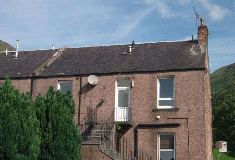 2 Bedrooms Flat for sale in 73A EAST STIRLING STREET, ALVA