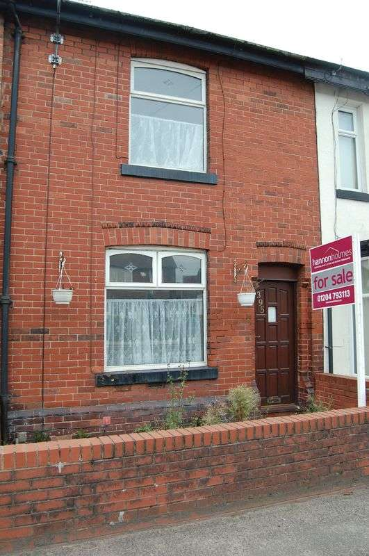2 Bedrooms Terraced House for sale in Bolton Road, Manchester