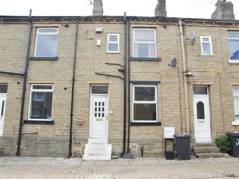 1 Bedroom Terraced House for sale in Back Charles Street, Brighouse, HD6 2AS