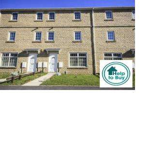 4 Bedrooms Town House for sale in Quarry Hill Fold, Nelson, BB9