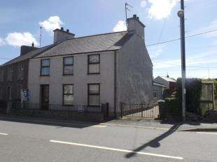 3 Bedrooms Semi Detached House for sale in London Road, Bodedern, Sir Ynys Mon, LL65