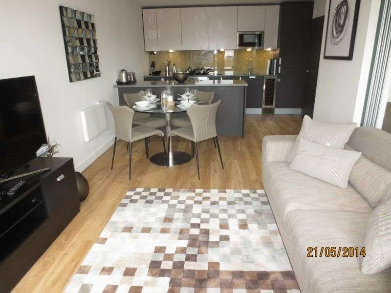 1 Bedroom Flat for sale in Emerald House, Colindale