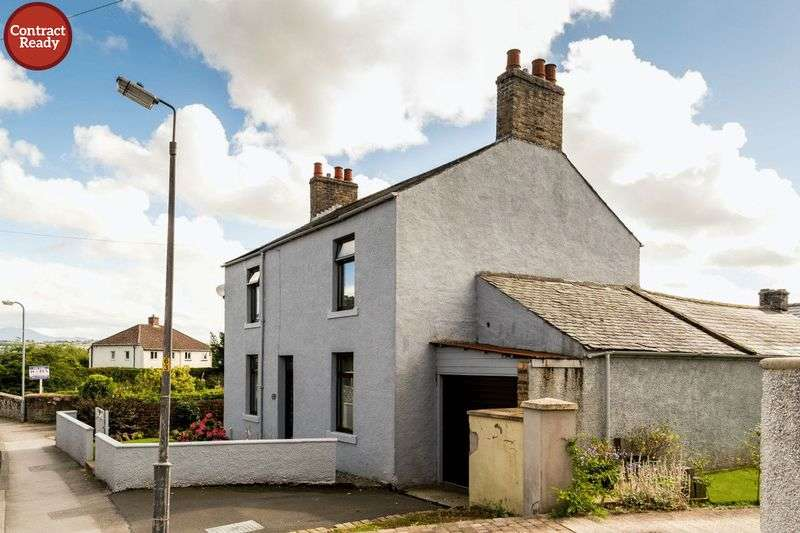 3 Bedrooms Detached House for sale in Queen Street, Aspatria