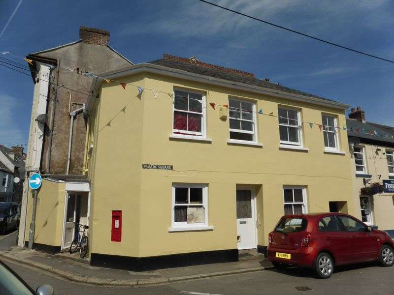 2 Bedrooms Property for sale in Parade Square, Lostwithiel