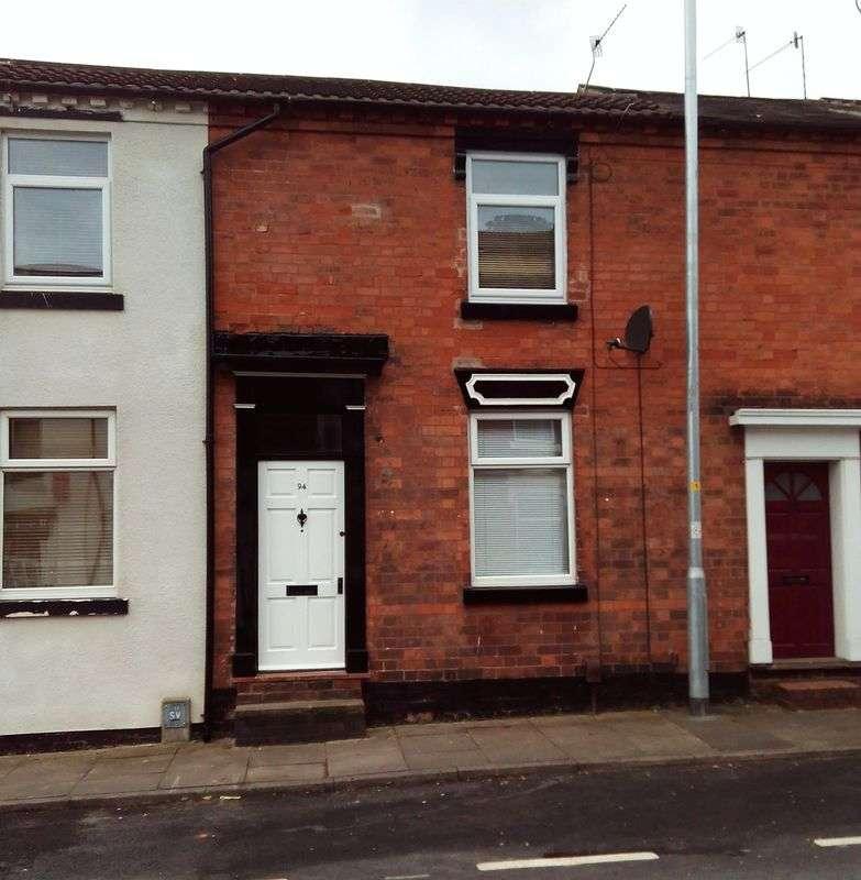 1 Bedroom Terraced House for sale in Wood Street, Kidderminster